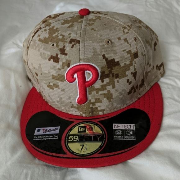 NWT Phillies Fitted Hat. NWT. 59 50 5da5b7208f9b